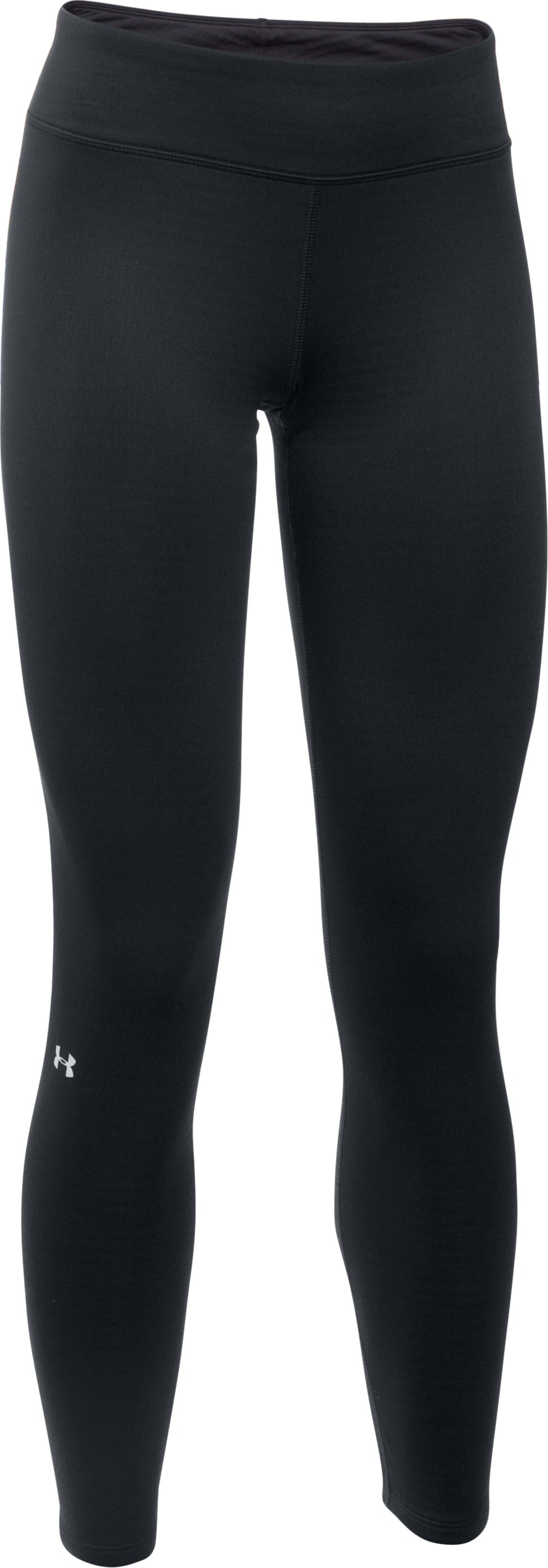 Women's UA Base™ 1.0 Leggings, Black