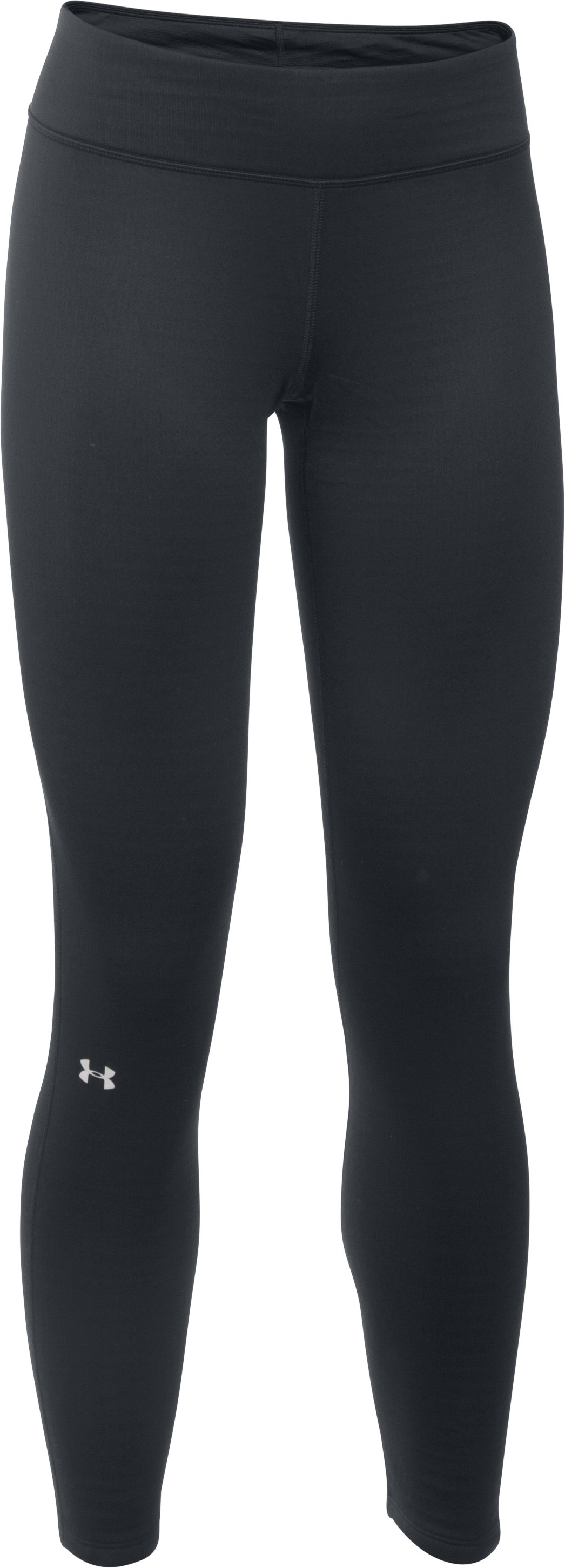 Women's UA Base™ 3.0 Leggings, Black , undefined