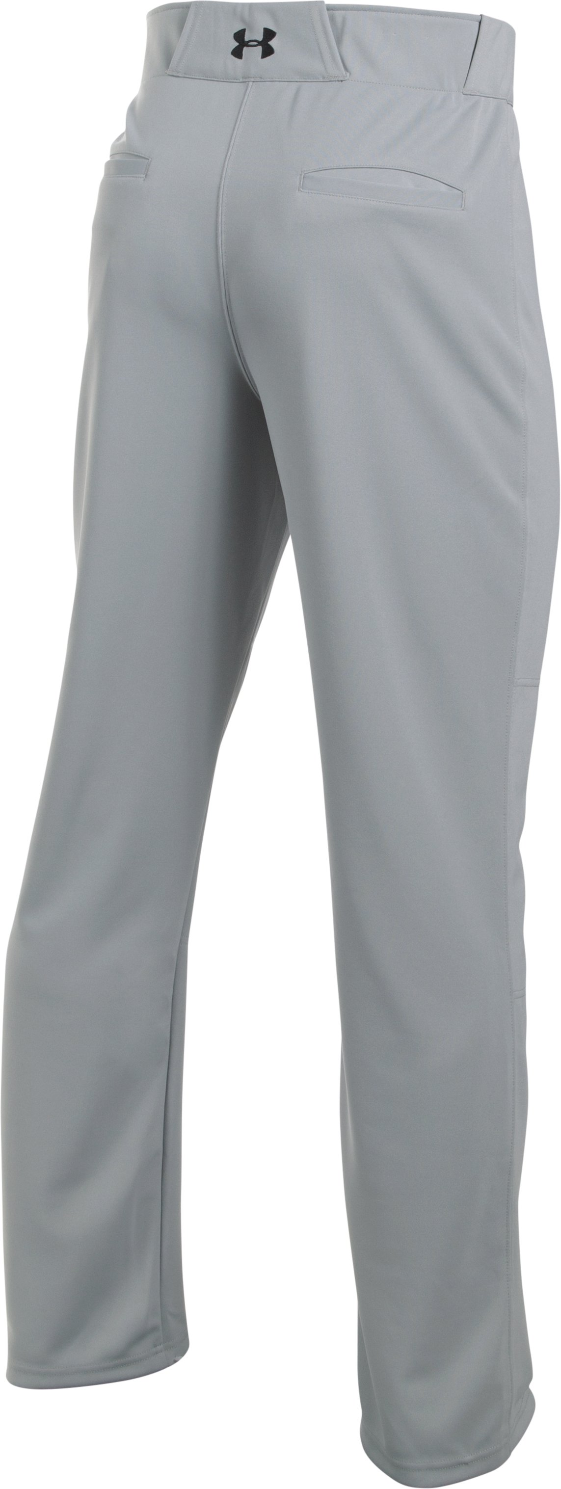 Men's UA Clean Up Baseball Pants, Baseball Gray