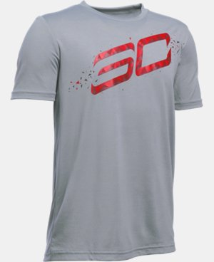 Boys' SC30 Player T-Shirt  1 Color $32.99