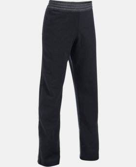 Boys' ColdGear® Infrared Fleece Pants LIMITED TIME OFFER + FREE U.S. SHIPPING  $44.99