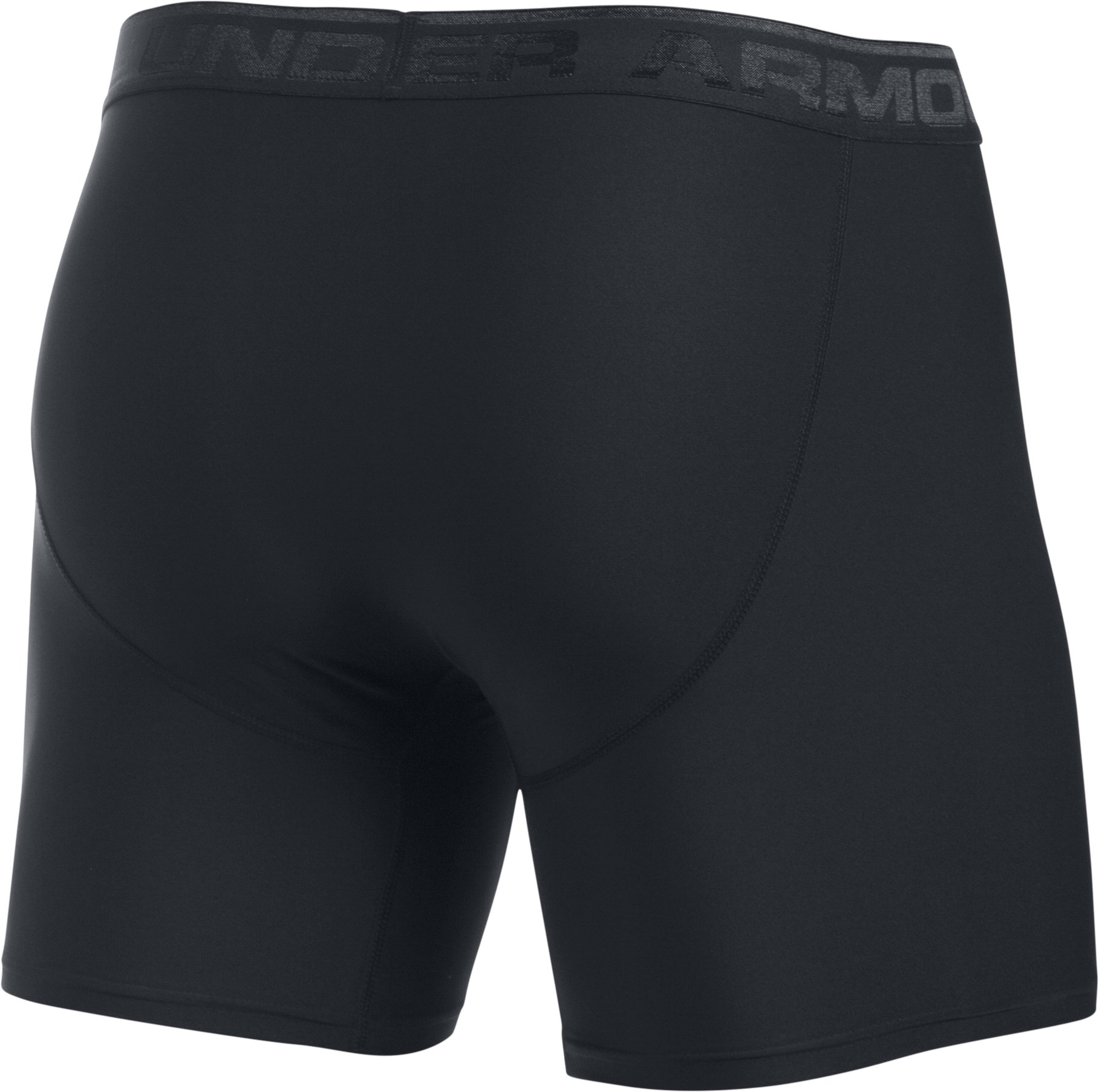 Men's UA Original Series Cupron® Boxerjock®, Black , undefined