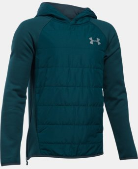 Boys' UA Insulated Pullover Swacket   $74.99