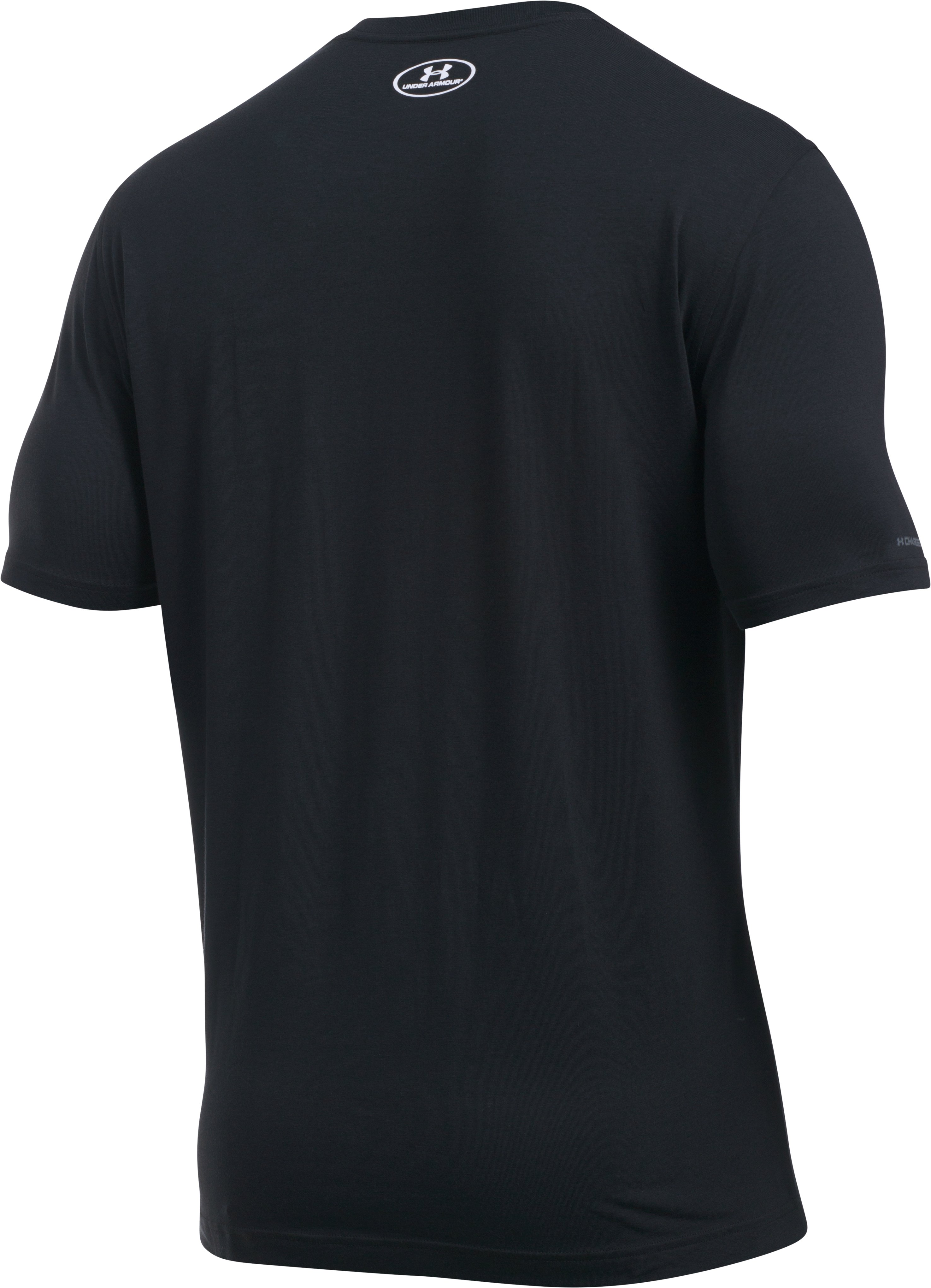 Men's UA Baseball Field T-Shirt, Black , undefined