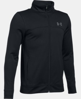 Boys' UA Pennant Warm-Up Jacket  1 Color $26.99