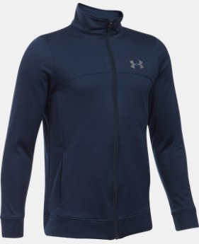 Boys' UA Pennant Warm-Up Jacket  2 Colors $39.99