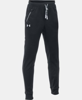 Boys' UA Pennant Tapered Pants LIMITED TIME: FREE SHIPPING  $44.99