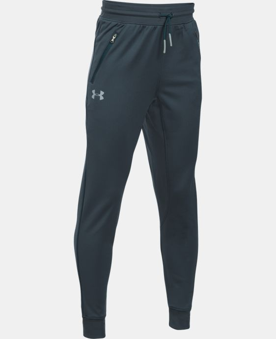 New to Outlet Boys' UA Pennant Tapered Pants   $26.99 to $29.99