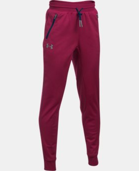 Boys' UA Pennant Tapered Pants  2 Colors $39.99