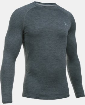 Men's UA Base 2.0 Crew LIMITED TIME: FREE SHIPPING 1 Color $54.99