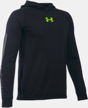 Boys' UA Waffle Hoodie LIMITED TIME: FREE SHIPPING 5 Colors $44.99