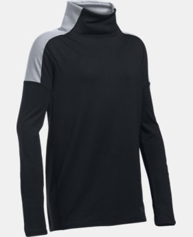Girls' UA Cozy ColdGear® Long Sleeve  1 Color $20.24