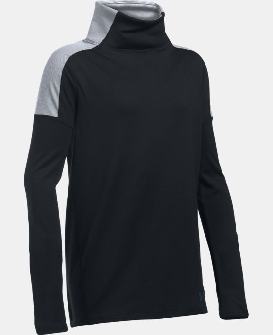 Girls' UA Cozy ColdGear® Long Sleeve LIMITED TIME: FREE SHIPPING 1 Color $37.49