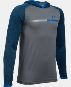Boys' UA Tech™ Hoodie LIMITED TIME: FREE SHIPPING 2 Colors $39.99