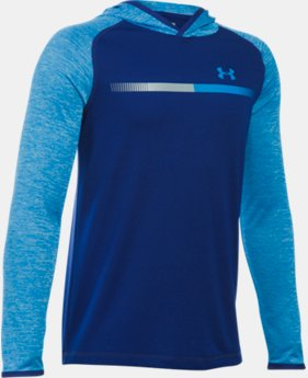 Best Seller Boys' UA Tech™ Hoodie LIMITED TIME: FREE SHIPPING 1 Color $34.99
