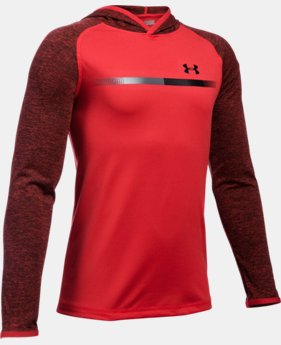Boys' UA Tech™ Hoodie  1 Color $15.18