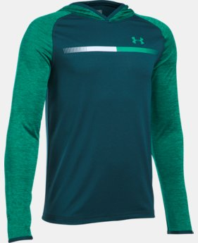 Boys' UA Tech™ Hoodie  1 Color $15.18 to $20.24