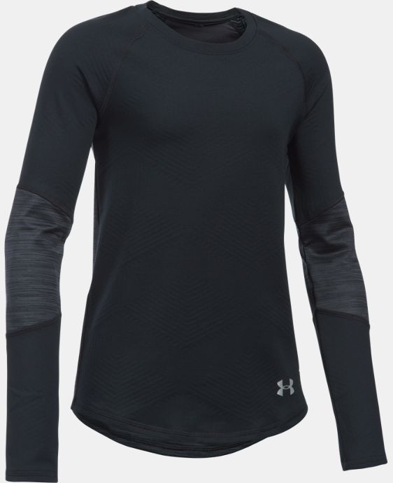 Girls' UA ColdGear® Infrared Exclusive Long Sleeve   $44.99