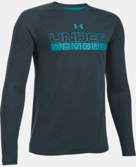 Boys' UA ColdGear® Infrared Long Sleeve LIMITED TIME: FREE SHIPPING  $49.99