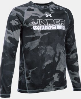 New Arrival Boys' UA ColdGear® Infrared Long Sleeve  2 Colors $44.99