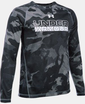 Boys' UA ColdGear® Infrared Long Sleeve  3 Colors $44.99