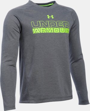 New Arrival  Boys' UA ColdGear® Infrared Long Sleeve LIMITED TIME: FREE SHIPPING 2 Colors $49.99