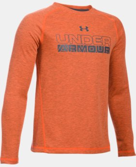 Boys' UA ColdGear® Infrared Long Sleeve LIMITED TIME: FREE U.S. SHIPPING  $44.99