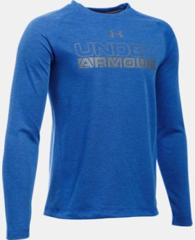 New Arrival  Boys' UA ColdGear® Infrared Long Sleeve   $49.99