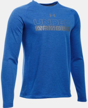 Boys' UA ColdGear® Infrared Long Sleeve LIMITED TIME: FREE SHIPPING 2 Colors $49.99