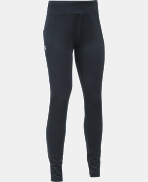 Girls' UA ColdGear® Infrared Exclusive Legging LIMITED TIME: FREE SHIPPING 1 Color $54.99
