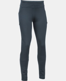 New Arrival  Girls' UA ColdGear® Infrared Exclusive Legging   $54.99