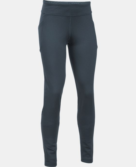 Girls' UA ColdGear® Infrared Exclusive Legging LIMITED TIME: FREE SHIPPING  $41.99