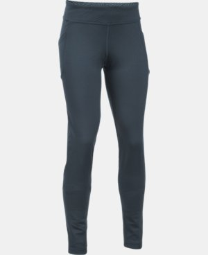 Girls' UA ColdGear® Infrared Exclusive Legging LIMITED TIME: FREE U.S. SHIPPING 1 Color $37.99
