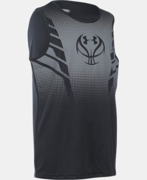 Boys' UA Select Tank LIMITED TIME: FREE U.S. SHIPPING 2 Colors $24.99