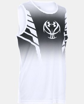 Boys' UA Select Tank LIMITED TIME: FREE U.S. SHIPPING 1 Color $24.99