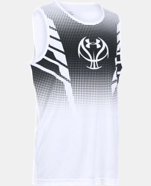 Boys' UA Select Tank LIMITED TIME: FREE U.S. SHIPPING  $24.99