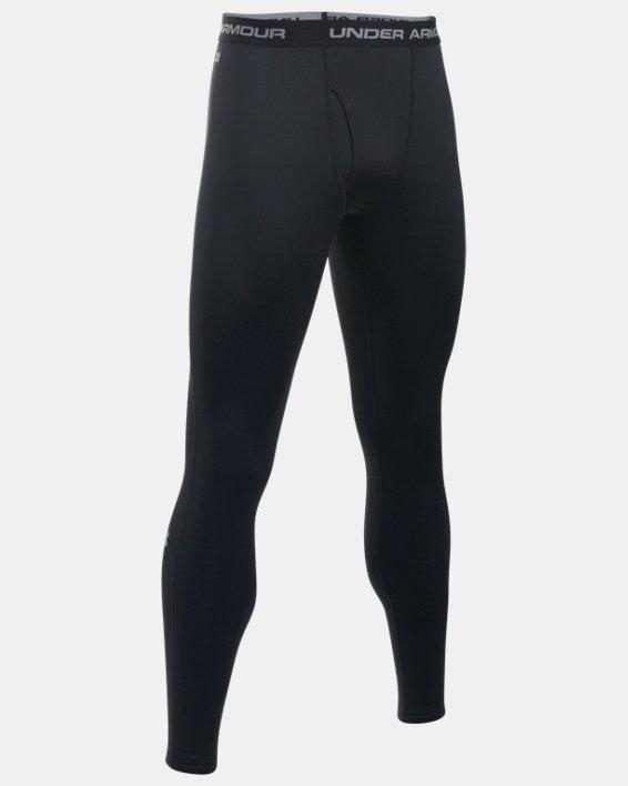 Men's UA Base™ 2.0 Leggings, Black, pdpMainDesktop image number 3