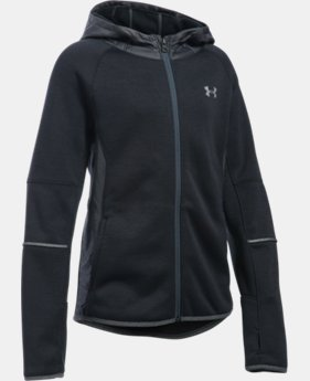 New Arrival  Girls' UA Swacket LIMITED TIME: FREE SHIPPING 1 Color $114.99