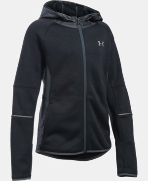 Girls' UA Swacket LIMITED TIME: FREE U.S. SHIPPING 7 Colors $99.99