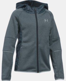 Girls' UA Swacket LIMITED TIME OFFER 1 Color $74.99