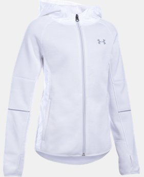 Girls' UA Swacket LIMITED TIME: 25% OFF 4 Colors $74.99