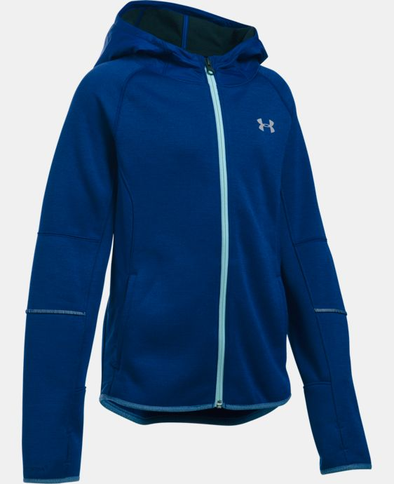 Girls' UA Swacket LIMITED TIME: FREE U.S. SHIPPING 1 Color $99.99