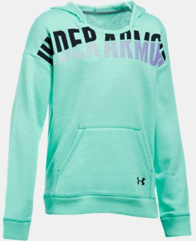 Girls' UA Favorite Fleece Hoodie   $37.99