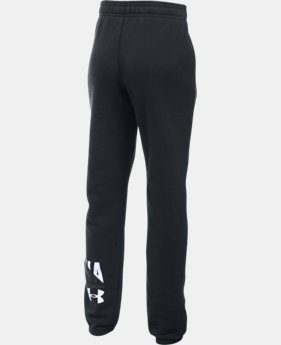 New Arrival  Girls' UA Favorite Fleece Jogger LIMITED TIME: FREE SHIPPING 1 Color $49.99