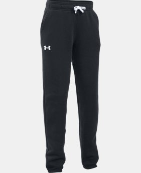 Best Seller Girls' UA Favorite Fleece Jogger  1 Color $44.99