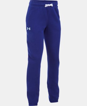 New Arrival Girls' UA Favorite Fleece Jogger  1 Color $44.99