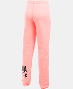 Girls' UA Favorite Fleece Jogger LIMITED TIME: FREE U.S. SHIPPING 1 Color $44.99