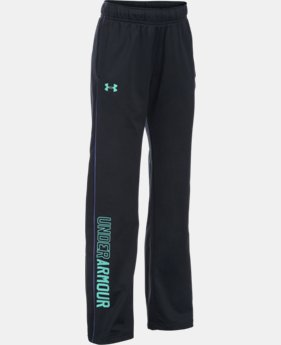 Girls' UA Rival Training Pants  1 Color $22.99