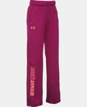 New Arrival Girls' UA Rival Training Pants   $29.99