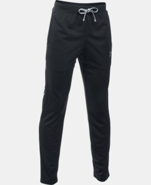 Boys' UA Select Warm Up Pants LIMITED TIME: FREE U.S. SHIPPING 1 Color $49.99